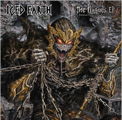 Discography Iced Earth